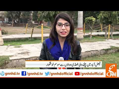 Faisalabad Weather updates
