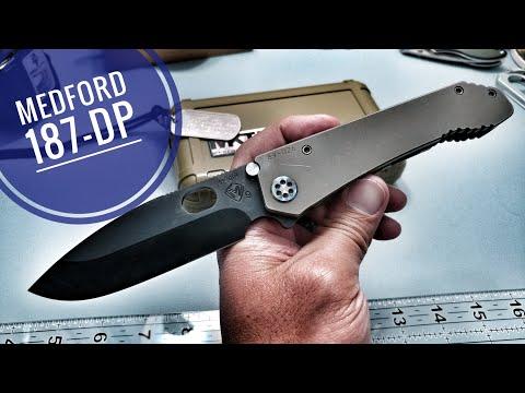Medford 187 DP S90V Knife Review