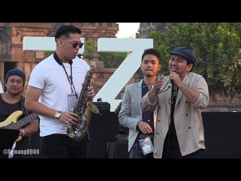 Tompi – Sedari Dulu @ Prambanan Jazz 2018 [HD]