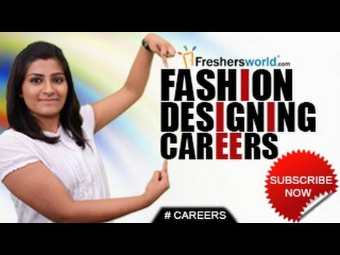 CAREERS IN FASHION DESIGNING  Fashion Designer,B.Sc ...