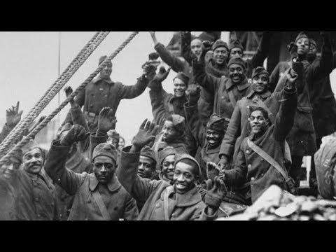 World War I Revisited: The First World War And The African American Soldier