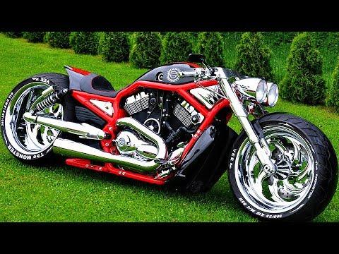 😎 Скандальный Harley-Davidson