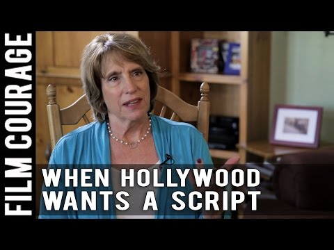 How A Screenwriter Knows Hollywood Wants Their Script by Carole Kirschner