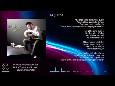 14 Şubat - Furkan (Official Lyric Video)