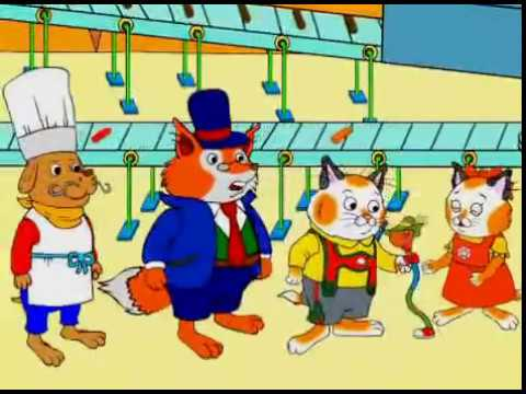 Busytown Mysteries: The Lost Key Mystery - YouTube