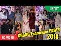 UNCUT - Akash Ambani-Shloka Mehta Engagement Grand Party   Shahrukh, Kajol, Aishwarya, Shahid & More