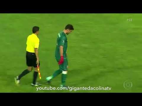 Globo Esporte destaca Martín Silva como herói da classificação