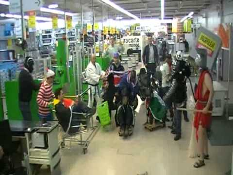 Harlem Shake Leroy Merlin Vitry Sur Seine Youtube