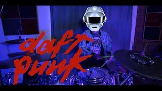 Daft Punk   Drum Cover Mix   Hugo Zerecero