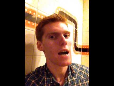 Onesie Was Dared To: Sing In A Toilet...
