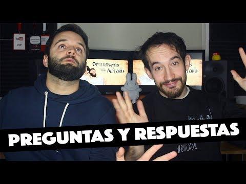 PREGUNTAS Y RESPUESTAS | PASCU Y RODRI