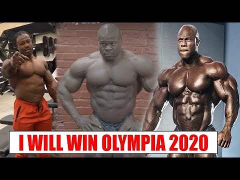 William Bonac calls out Phil Heath & Kai Greene to compete Mr Olympia 2020