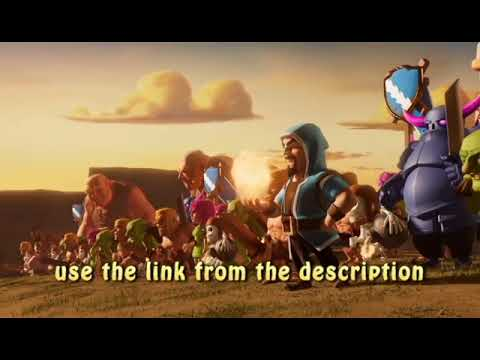 COC - Clash of Clans  -  games, gems generator & guide
