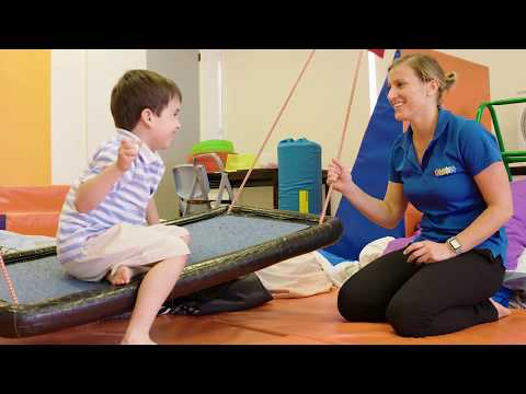 Occupational Therapy For Children - Jasmine