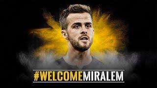 Pjanic joins Juventus - Miralem Pjanic è un giocatore della Juventus