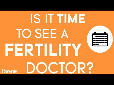 Is It Time to See a Fertility Doctor? | Parents