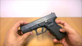 Review Pistola Glock 25 - G25