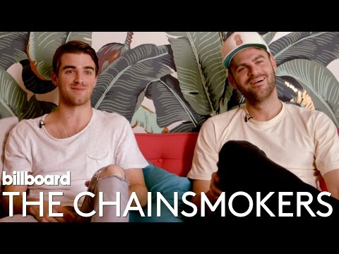 Chainsmokers Interview : Their first man date and dance music on the radio | Top Dance of 2016