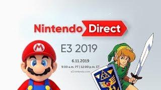 Nintendo Direct E3 2019 Live Reaction