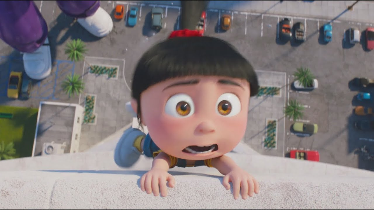 Download Despicable Me 3 - Bratt terrorizes Hollywood