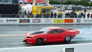 street outlaws grudge racing at Galot