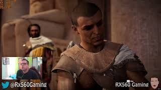 [RX560 Gaming]Assassins Creed : Origins (Ryzen 5 1600X)