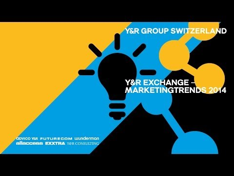 Y&R Exchange - Marketingtrends 2014