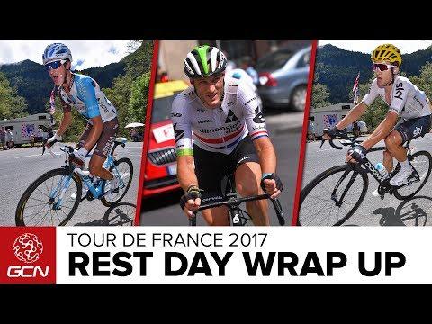 6 Key Discussion Points, Rest Day Wrap Up | Tour de France 2017