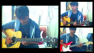 Baarish Yaariyan( Iss dard e dil ki sifarish ) Guitar Cover With Guitar Chords
