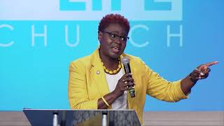 Ruth Edmonds at Faith Life Church