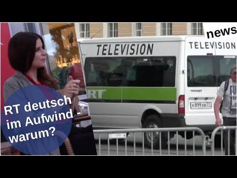 RT deutsch im Aufwind - warum?