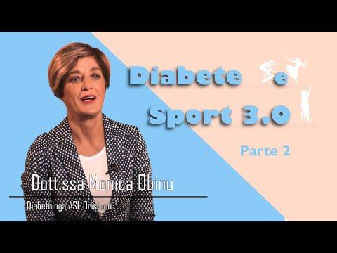 Diabete di tipo 1 ed Esercizio Fisico (2° Parte) con Diabete e Sport 3.0 (La gestione della terapia)