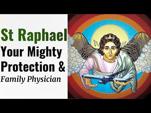 Novena prayer to st raphael for marriage