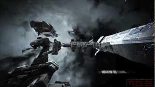 Eve Online - Трейлер Новое оружие и эффекты