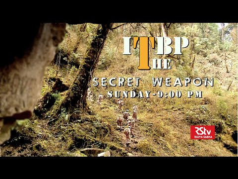Promo - NATIONAL SECURITY - ITBP: The Secret Weapon