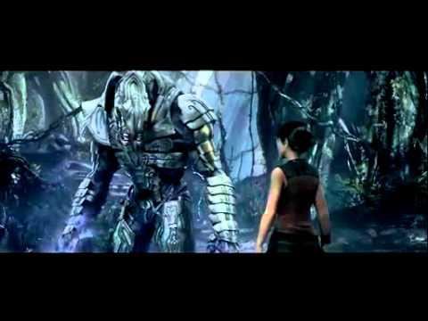 Halo Wars - A film  felirat