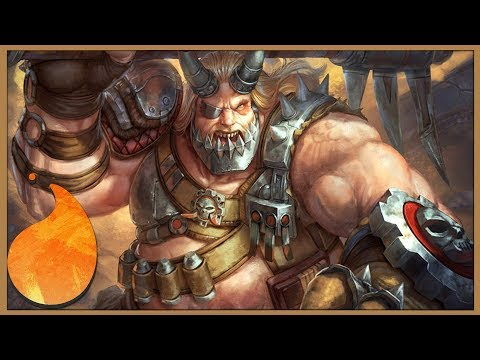 Solo Lane's Warlord