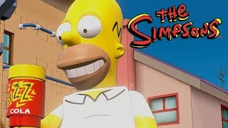 HOMER É MUITO PREGUIÇOSO! | The Simpsons Hit And Run #1 (Gameplay Em Português)