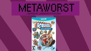 Family Party: 30 Great Games Obstacle Arcade [Wii U] | METAWORST