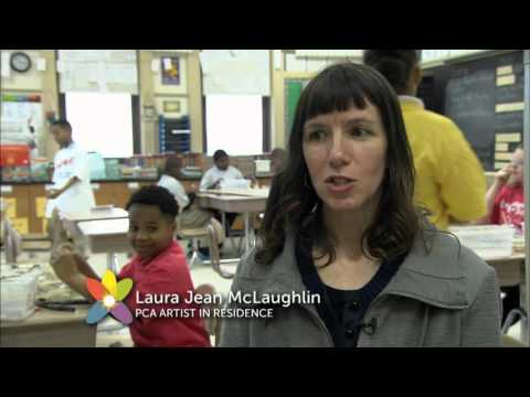 WQED Remake Learning 7:  Woolslair Mosaic Builds Community