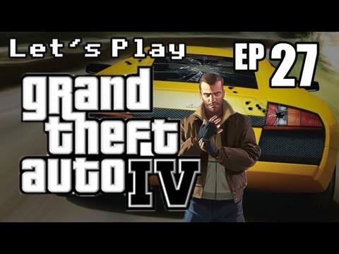 Grand Theft Auto IV - Ep.27 - Boats and Diamonds!