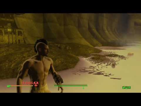 What Too Much Radiation Poison Does To You (Fallout 4)