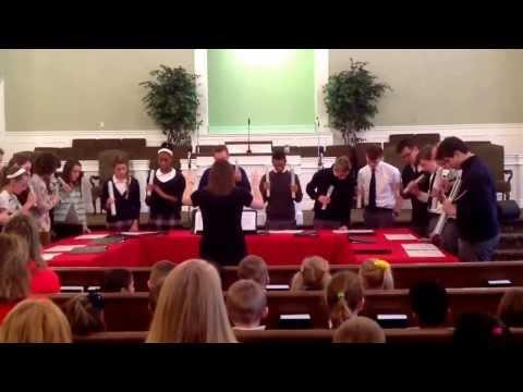 Christmas Tone Chimes - Heritage Baptist School