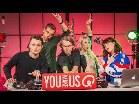Sam, Heidi & Wim: Maarten & Dorothee - 90's In The Mix (Live bij Q)