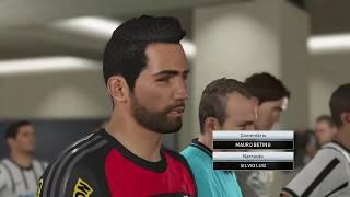 PES 2016 Pro Evolution Soccer [CORINTHIANS VS FLAMENGO] (PSN/PS4) #05 GamePlay HD