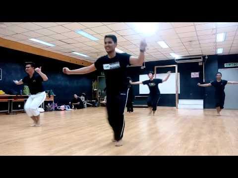 Asas Gerak Joget Lagu Mengikat Janji WIRASA 2015