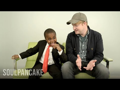 Kid President Needed A Pep Talk
