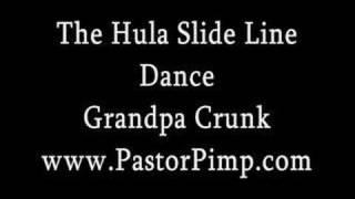 Line Dance The Hula Slide (Music)