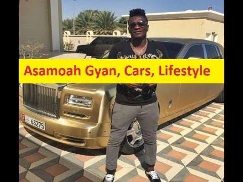 410bac3ca Asamoah Gyan Net Worth