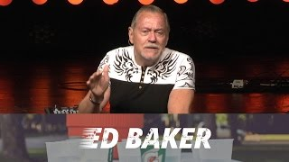 The Race: It's All About the Heart - Ed Baker